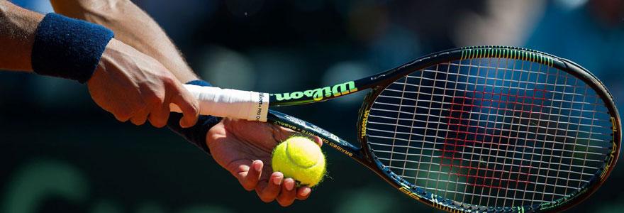 un bon joueur de tennis