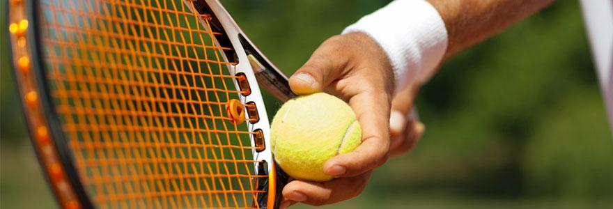 Meilleur moyen de progresser au tennis